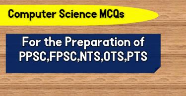 Computer science mcqs.www.testdunya.com