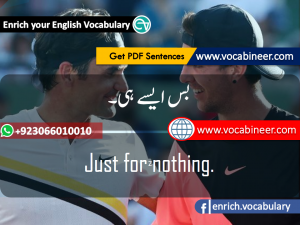 English to Urdu Sentences