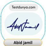 Abid signature