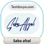 Saba signature