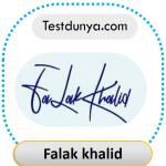 Falak signature