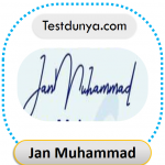 Jan Muhammad signature