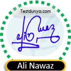 Ali Nawaz signature styles