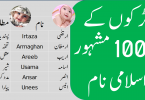 1000 Islamic Baby Boy Names in Urdu with Meanings